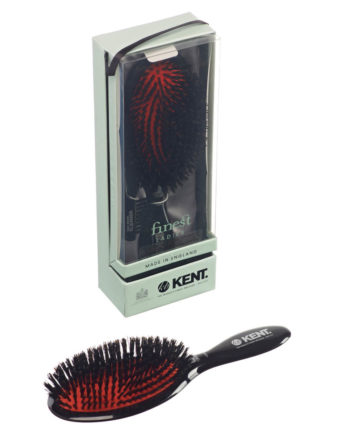 pure bristle cushioned brush